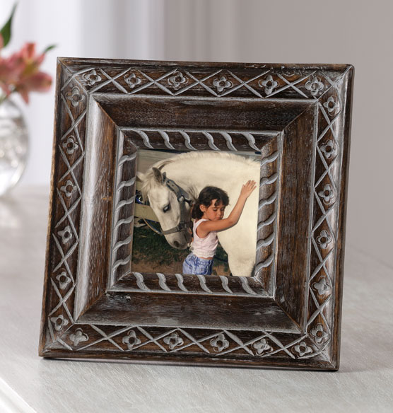 Javanese Picture Frame