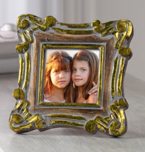Gilded Age Picture Frame
