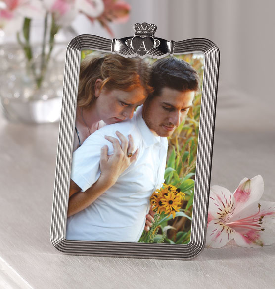 Holding Hands Personalized Frame