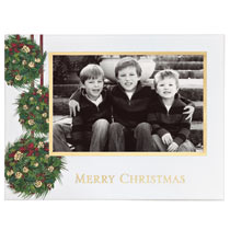 Photo Insert Cards - Yuletide Greeting