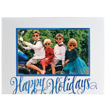 Photo Insert Cards - Holiday Spirit