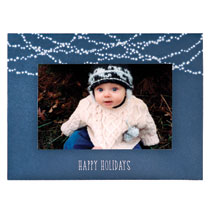 Photo Insert Cards - String of Lights