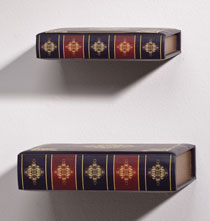 Gifts Under $100 - Library Shelves, Set of 2