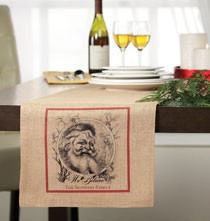 Personalized Tabletop - We Believe Personalized Table Runner