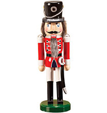 Holiday Décor - Personalized Wooden Nutcracker