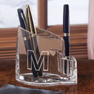 Desktop & Office - Clearylic Pen and Pencil Caddy