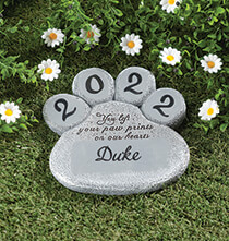Pets - Personalized Pet Memorial Stone