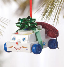 Fisher-Price Chatter Phone Ornament