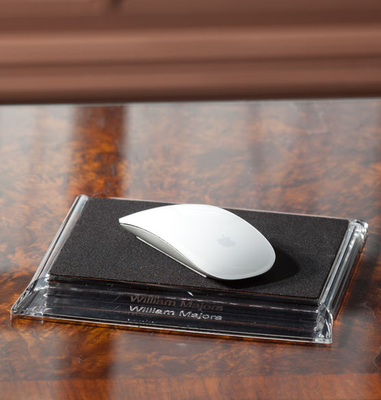 Personalized Clearylic Mouse Pad