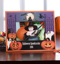 Holiday Décor - Personalized Spooktacular Frame