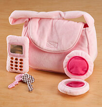 Toys - Children's Purse with Accessories
