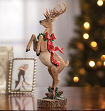 Holiday Décor - Prancing Deer