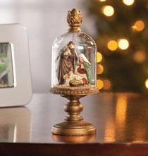 Domed Nativity