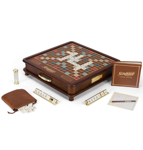 Luxury Edition Scrabble - View 1
