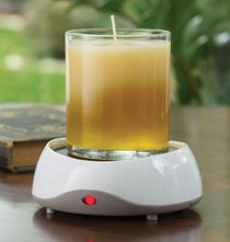 Decorative Accents - Auto Shut-Off™ Candle Warmer