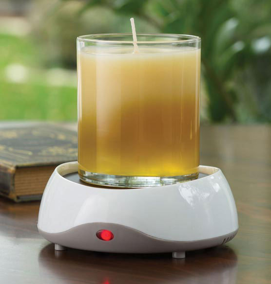 Auto Shut-Off™ Candle Warmer