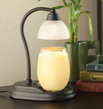 Miscellaneous Home Decor - Aurora™ Candle Warmer Lamp