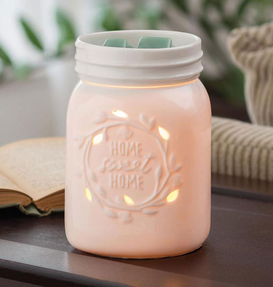 Mason Jar Illumination™ Fragrance Warmer
