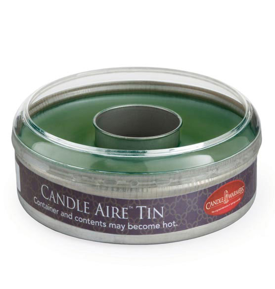 4 oz. Candle Aire™ Wax Tin, Holiday Scents - View 1