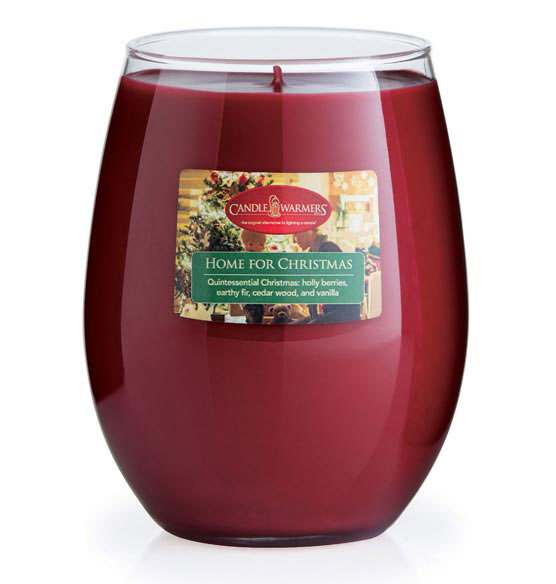16 oz. Classic Collection Candle, Holiday Scents