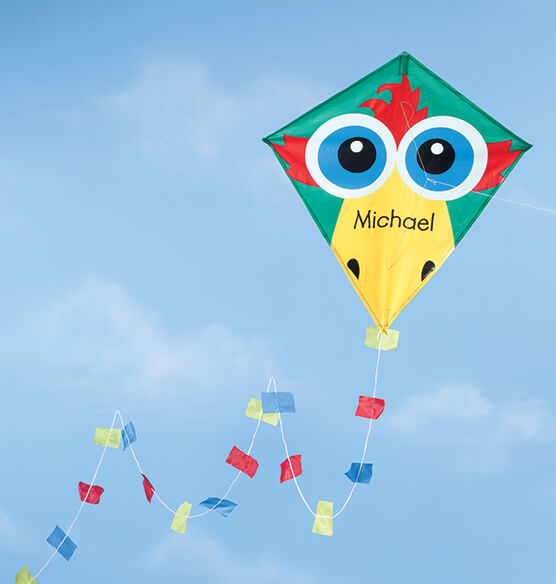 Personalized Bird Kite - View 1
