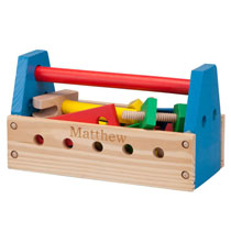 Toys - Melissa & Doug® Personalized Children's Tool Set