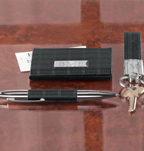 Gifts for Him - Monogrammed Professional 3-Piece Gift Set