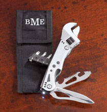 Multi Tool Wrench with Personalized Case