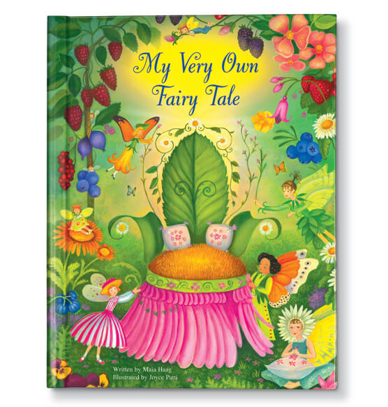 Personalized My Very Own® Fairy Tale Storybook - View 1
