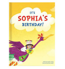 Books & Education - Personalized It's My Birthday Storybook