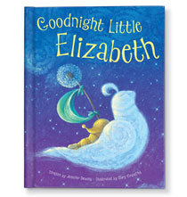 Books & Education - Personalized Goodnight Little Me Storybook