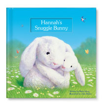 Keepsakes - Personalized My Snuggle Bunny Storybook