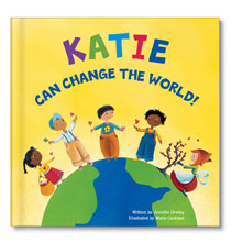 Books & Education - Personalized I Can Change the World Storybook