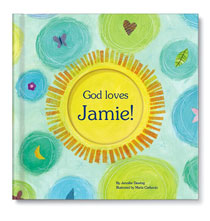 Gifts for Kids - Personalized God Loves You! Storybook