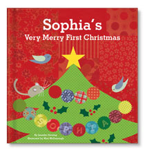 All Gifts for Kids - Personalized My Very Merry Christmas Storybook