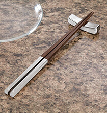 Entertaining for Him - Personalized/Engraved Chop Stick