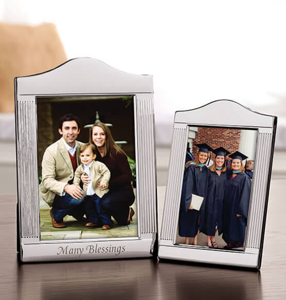 Personalized Parthenon Frame 5 x 7