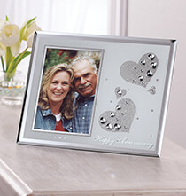 Personalized Brilliance Love Story Frame 5 x 7