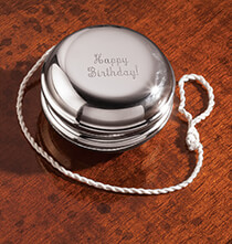 Accessories for Him - Personalized Yo-Yo