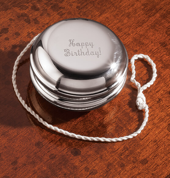 Personalized Yo-Yo