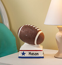 Football - Personalized Football Bank