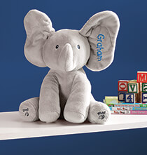 Toys - Personalized Flappy Elephant