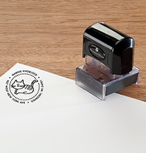 Desktop & Office - Personalized Cat Stamper