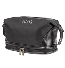 Accessories for Him - Personalized Microfiber Toiletry Bag