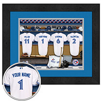 All Sports  - Personalized Locker Room Toronto Blue Jays