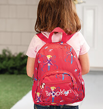New - Personalized Mini Fairy Backpack