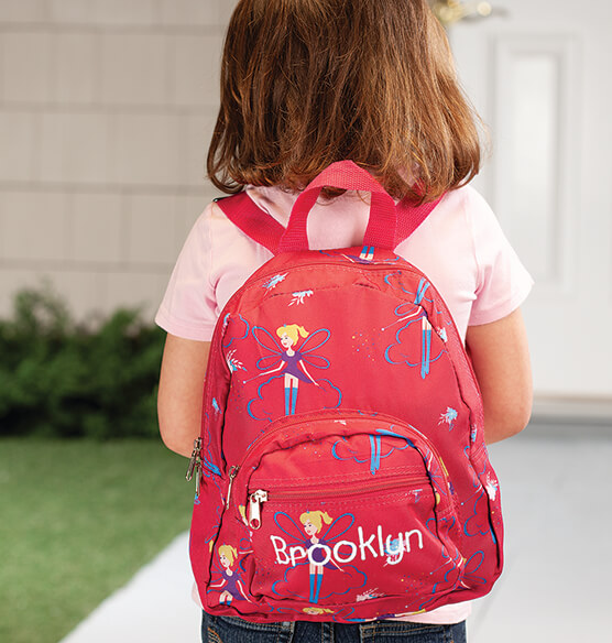 Personalized Mini Fairy Backpack