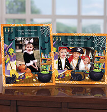 Table Frames - Personalized Witches Brew Halloween Frame