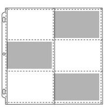 12x12 4x6 Pocket Pages