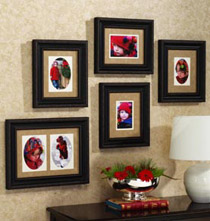 Khaki Wall Frame Collection